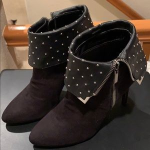 GET INTO THE GROOVE MADONNA INSPIRED  BOOTIES 8.5M